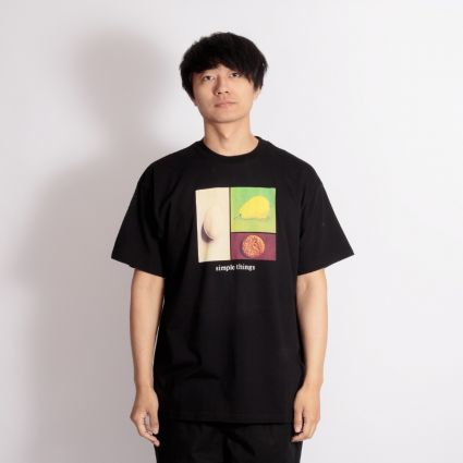 Carhartt WIP Simple Things T-Shirt Black