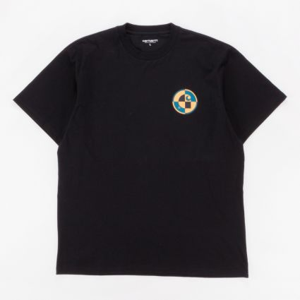 Carhartt WIP Test T-Shirt Black1