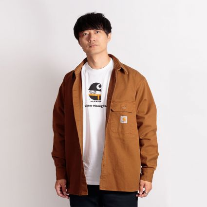 Carhartt WIP Warm Thoughts T-Shirt White
