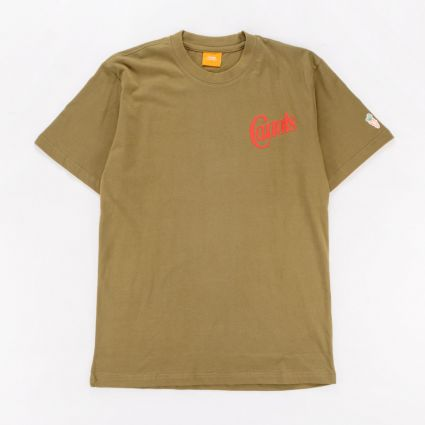Carrots Use Only T-Shirt Olive