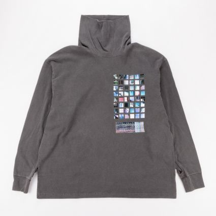 Cav Empt MD Bureau Long Sleeve T-Shirt Black1