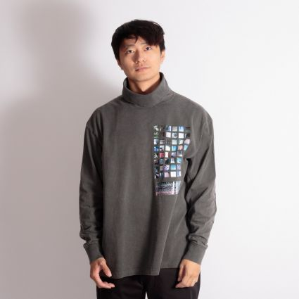 Cav Empt MD Bureau Long Sleeve T-Shirt Black