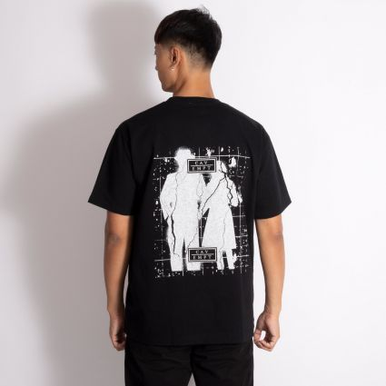 Cav Empt Phantasm T-Shirt Black