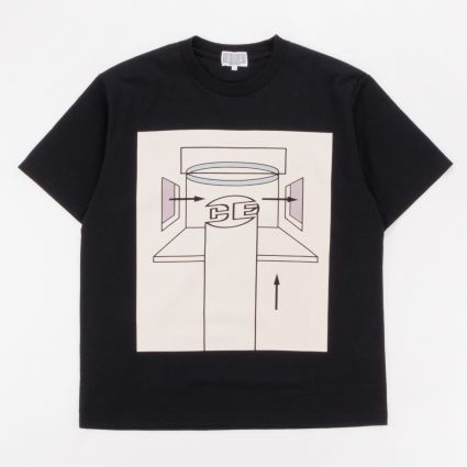 Cav Empt Toward T-Shirt Black1