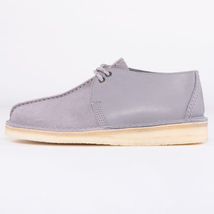 Clarks Originals Desert Trek Blue Grey Combi1