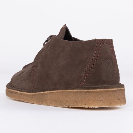 Clarks Originals Desert Trek Dark Brown