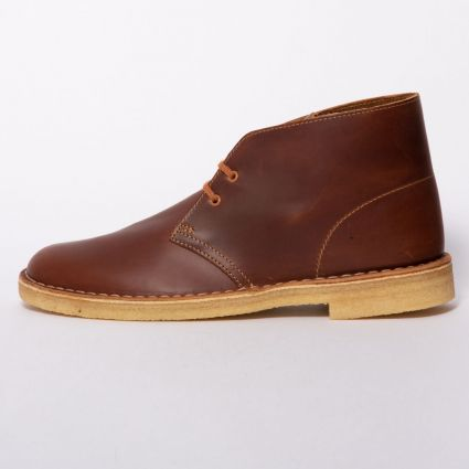 Clarks Desert Boot Tan Leather