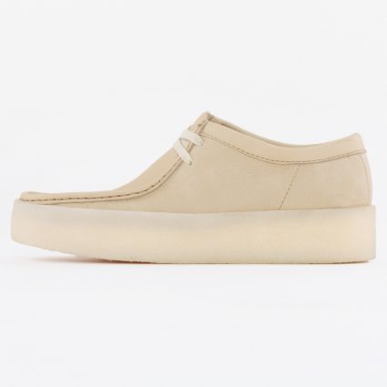 Clarks Originals Wallabee Cup Maple Nubuck1