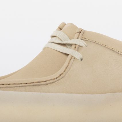 Clarks Wallabee Cup Maple Nubuck