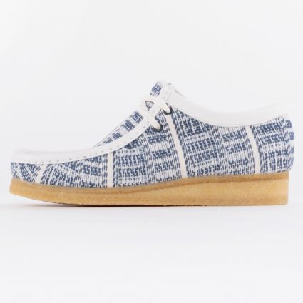 Clarks Originals Wallabee Indigo1