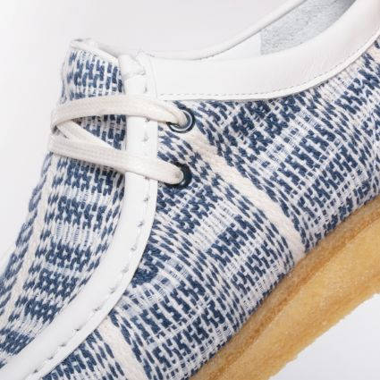 Clarks Originals Wallabee Indigo