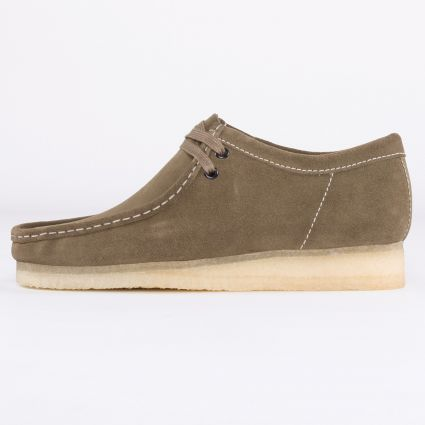 Clarks Originals Wallabee Khaki1