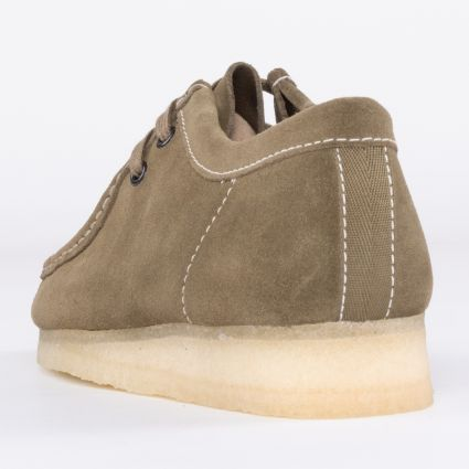 Clarks Originals Wallabee Khaki