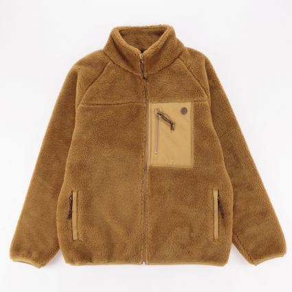Deus Ex Machina Mackay Fleece Bistre Tan1