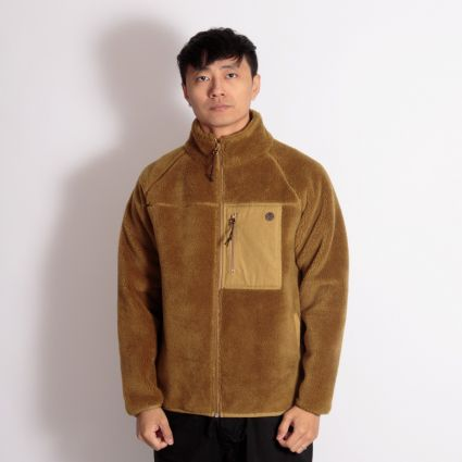 Deus Ex Machina Mackay Fleece Bistre Tan