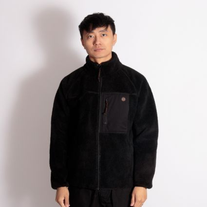 Deus Ex Machina Mackay Fleece Black