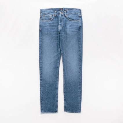 Edwin ED-80 Slim Tapered Blue Niroko Wash1