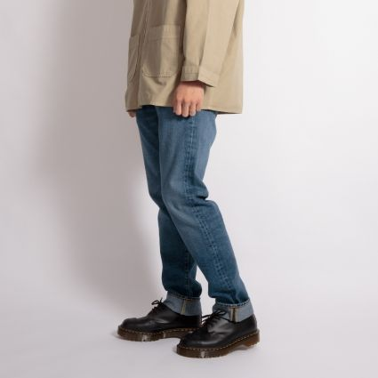 Edwin ED-80 Slim Tapered Blue Niroko Wash