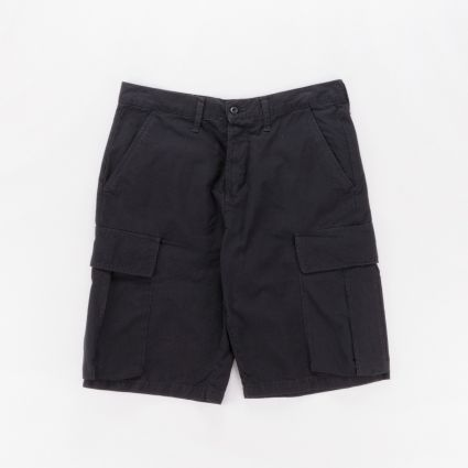 Edwin Jungle Short Black1