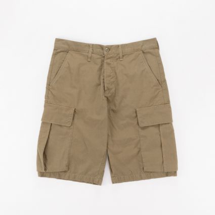 Edwin Jungle Short Martini Olive1