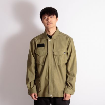 Edwin Strategy Jacket Martini Olive