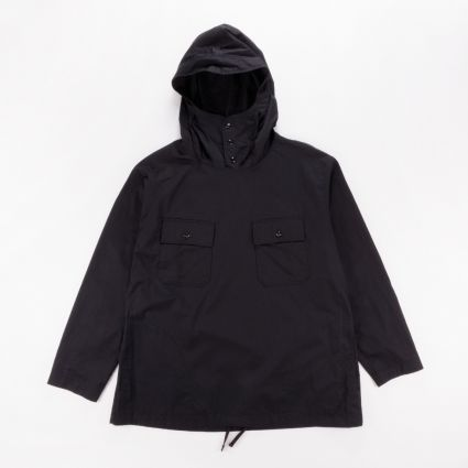 Engineered Garments Cagoule Shirt Black1