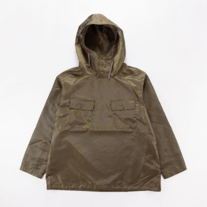 Engineered Garments Cagoule Shirt Olive Drab Polyester Pilot Twill1