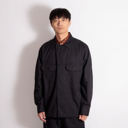 Engineered Garments MC Shirt Jacket Black