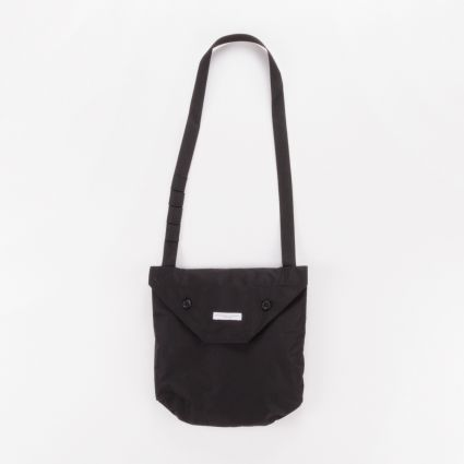 Engineered Garments Shoulder Pouch Black1