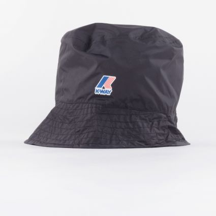 Engineered Garments x K-Way Pascalen Bucket Hat Black
