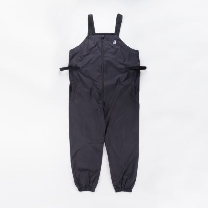 Engineered Garments x K-Way Perry Overalls Black1