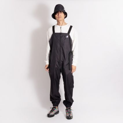 Engineered Garments x K-Way Perry Overalls Black