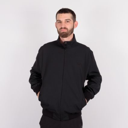 Fred Perry Made In England Harrington Black