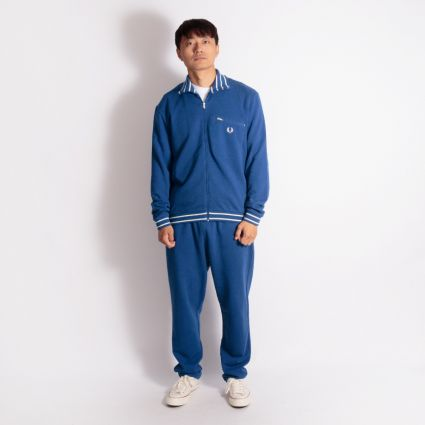 Fred Perry Reissues Drawstring Track Pant Bright Blue