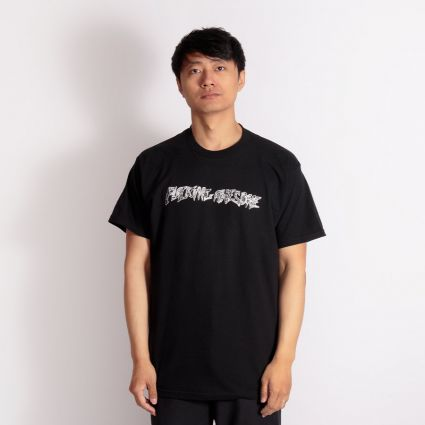 Fucking Awesome Acupuncture T-Shirt Black