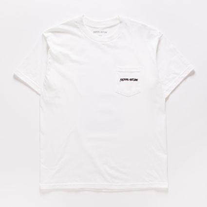 FUCKING AWESOME Collage Tee WHITE