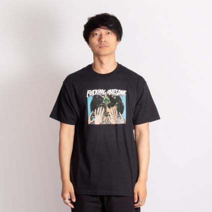 Fucking Awesome Fortune Teller T-Shirt Black