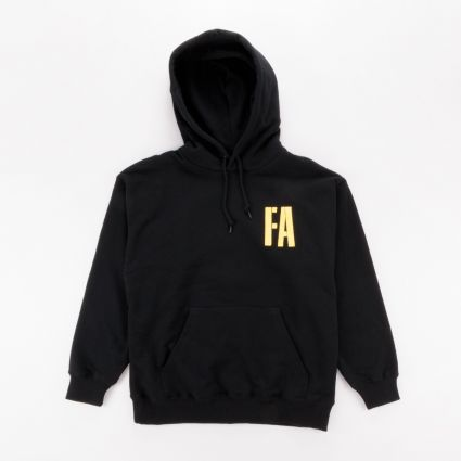Fucking Awesome Novel Of Your Future Hoodie Black1