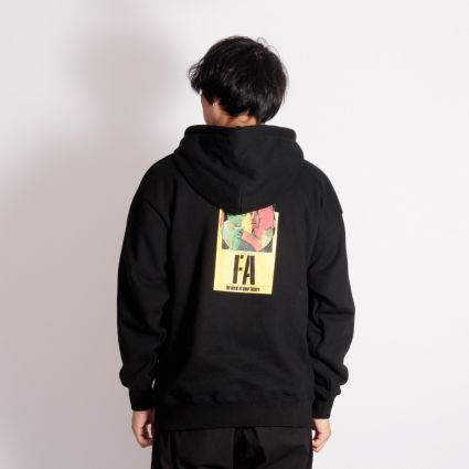 Fucking Awesome Novel Of Your Future Hoodie Black