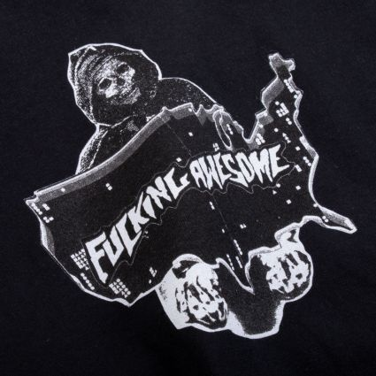 Fucking Awesome Reaper T-Shirt Black