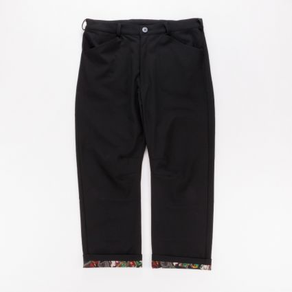 G Threadz Chiyo Worker Pants Black/Faces1