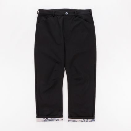 G Threadz Chiyo Worker Pants Black/Ribbons1