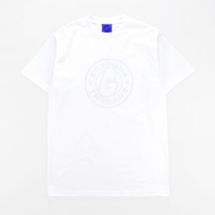 G Threadz Logo T-Shirt White1