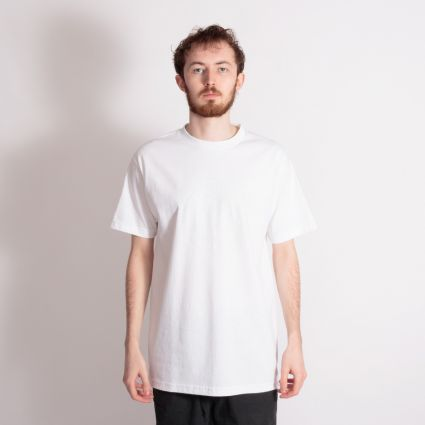 G Threadz Logo T-Shirt White