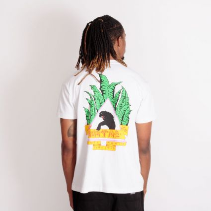 General Admission x Santa Monica Airlines Natas Panther T-Shirt White