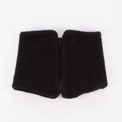 Gramicci Boa Fleece Neck Warmer Black1