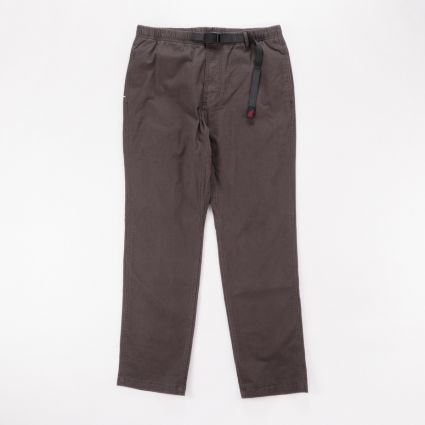 Gramicci NN-Pants Just Cut Dark Brown1