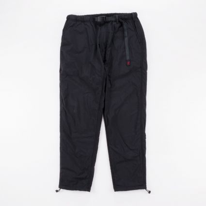 Gramicci Nylon-Fleece Truck Pants Black1