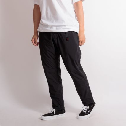 Gramicci Nylon-Fleece Truck Pants Black
