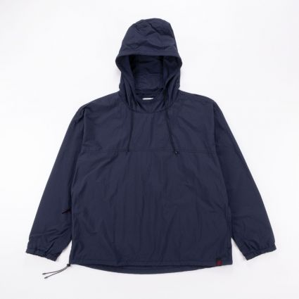 Gramicci Packable Anorak Parka Double Navy1
